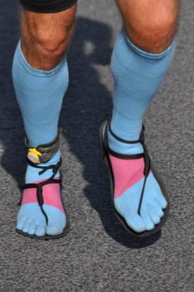 Xero Sandals mat kompressiouns Zeiwestremp
